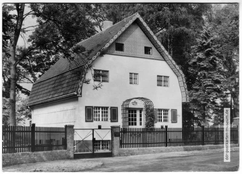 Brecht-Weigel-Haus - 1978