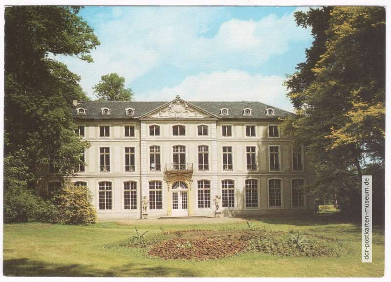 Sommerpalais im Leninpark - 1989