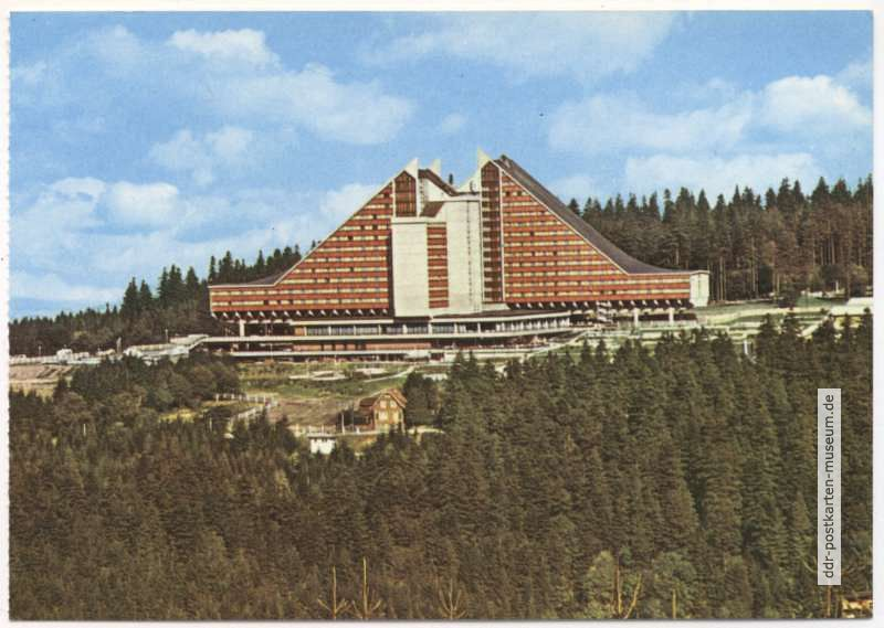 "Interhotel ""Panorama"" - 1977"